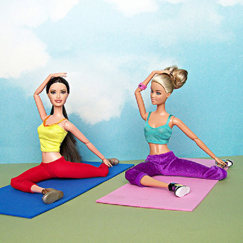 Superstrak de zomer in met yoga!