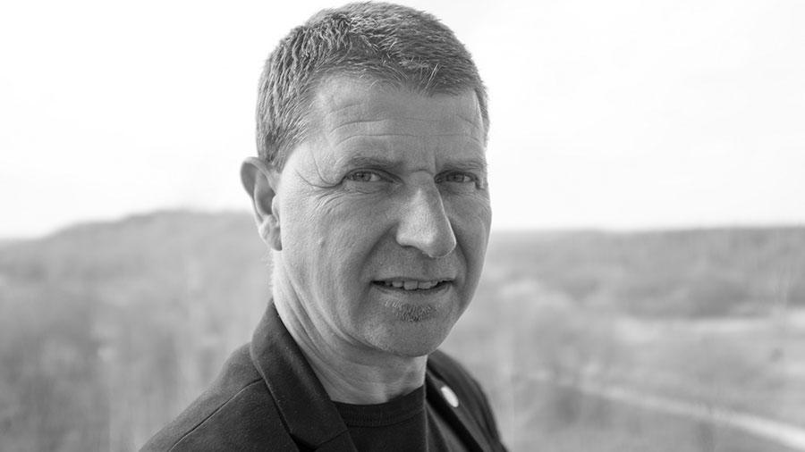 Ignace Schops wil de stem van de kikkers zijn
