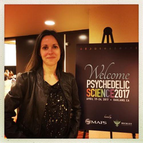 Kim Kuypers wil de eerste Belgische mdma-therapeute worden