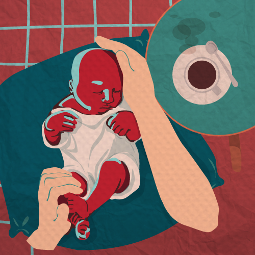 Drie vrouwen over hun verdomd mooie bevalling