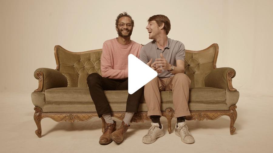 """""""We kregen meer kritiek op onze homoseksualiteit dan op onze verschillende huidskleuren"""""""
