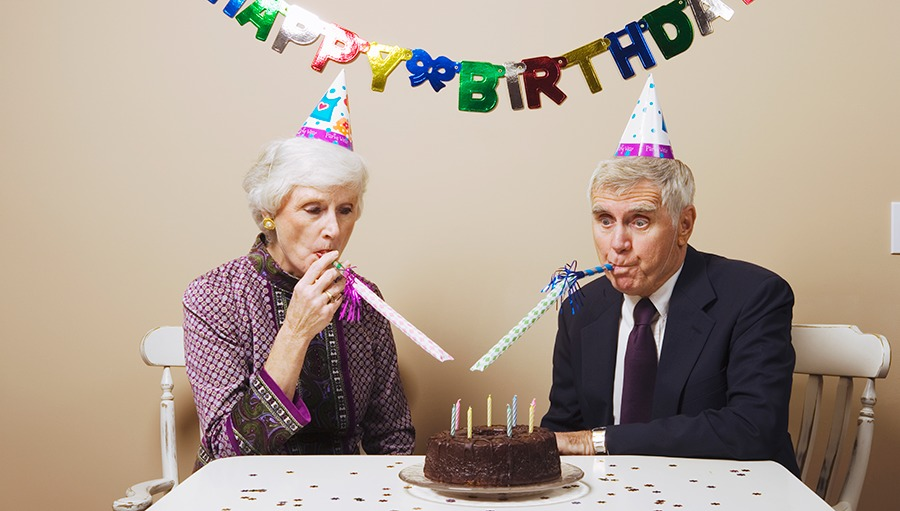 Hoe komt het dat zoveel van mijn vrienden een verjaardag delen?