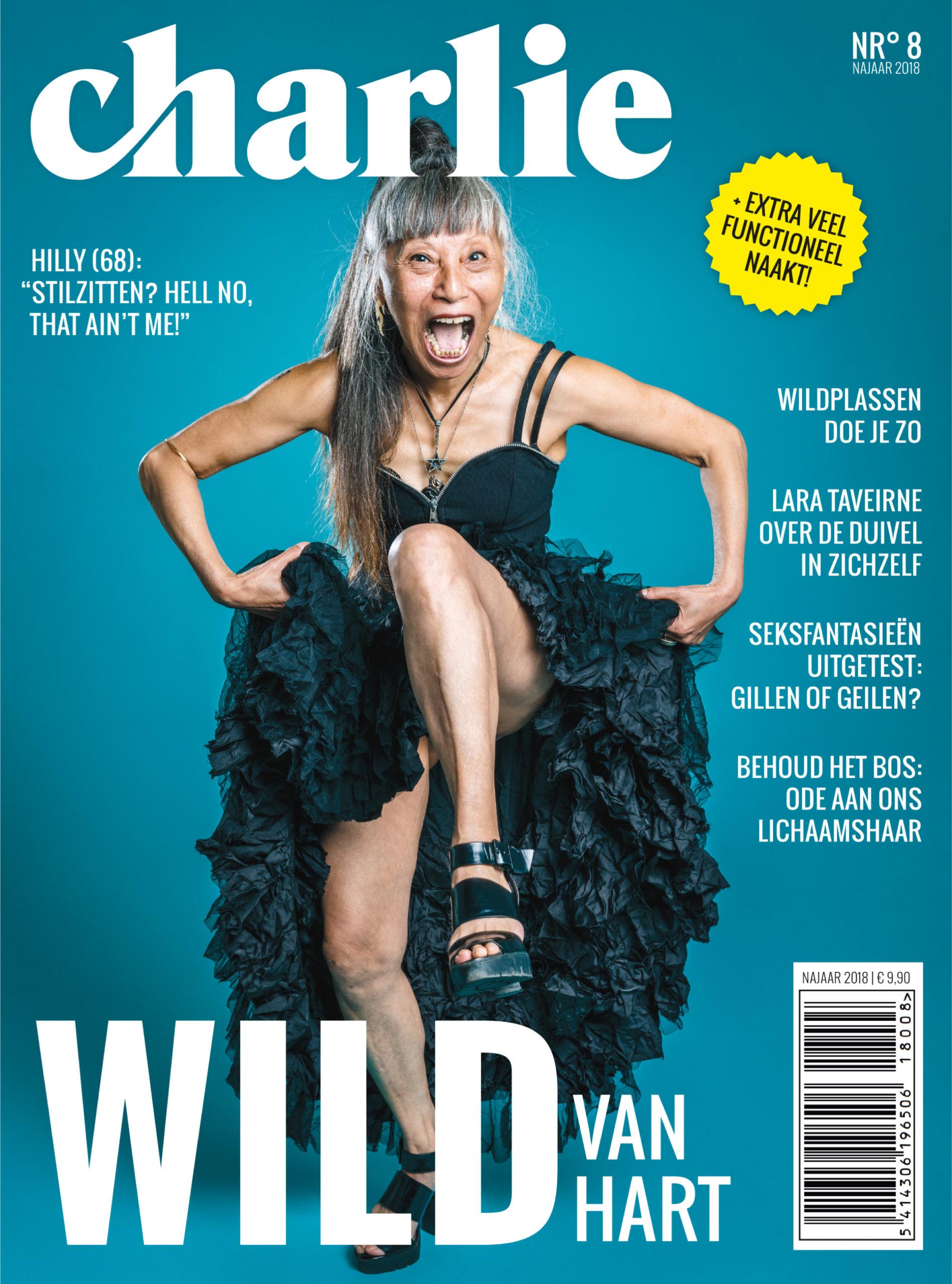 Charlie Magazine nr 08 - Wild Van Hart